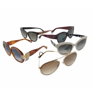 5pc Sunglasses MCM YSL Chloe Tom Ford Ferragamo